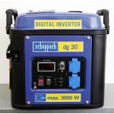 Scheppach DG 30 Inverteres áramfejlesztő   Ár: 149.990.-